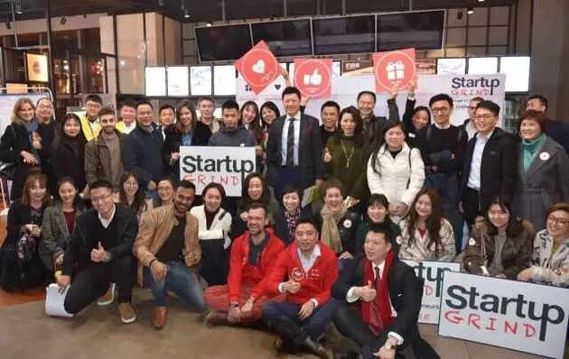 Why a German and a Chinese brought a Startup Grind chapter to Chengdu