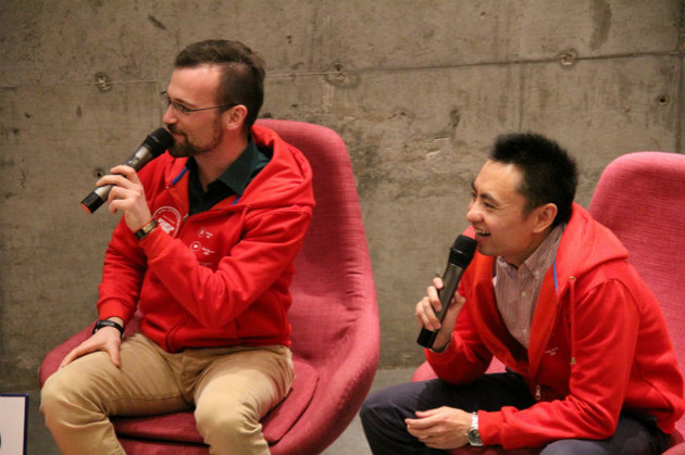 Why a German and a Chinese brought a Startup Grind chapter